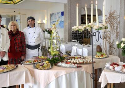 Lo staff cucina/sala